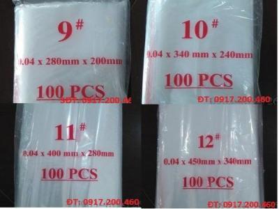 Túi ziper giá rẻ tốt nhất tại Hà Nội