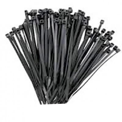 Lạt nhựa(dây rút nhựa) màu đen