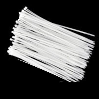 Lạt nhựa(dây thít nhựa) màu trắng